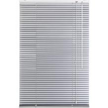 Lichtblick Jalousie Aluminium  Silber Breite: 100 cm, Länge: 160 cm