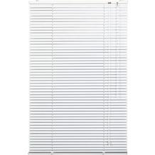 Lichtblick Jalousie Aluminium  Weiß Breite: 100 cm, Länge: 160 cm