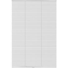 Lichtblick Jalousie Klemmfix Top Alu, ohne Bohren, verspannt  Weiß Breite: 100 cm, Länge: 130 cm