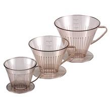 WÜLLNER Kaffeefilter 6 Tassen braungetönt