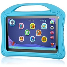 Xoro KidsPAD 903 (9'', 1,3 GHz Quad-Core, 1 GB, 8 GB), blau