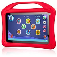 Xoro KidsPAD 903 (9'', 1,3 GHz Quad-Core, 1 GB, 8 GB,) rot