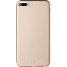 xqisit iPlate Gimone for iPhone 7 Plus gold