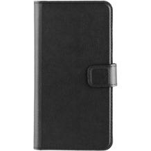 xqisit Slim Wallet for iPhone 7 Plus schwarz