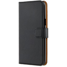 xqisit Slim Wallet Selection for Galaxy S8 Plus schwarz