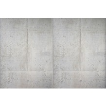 XXLwallpaper Fototapete Beton 1 SK-Folie 2,00 m x 1,33 m
