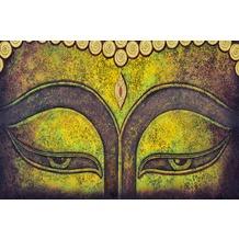 XXLwallpaper Fototapete Buddha Artwork SK-Folie 2,00 m x 1,33 m