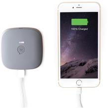 ZENS Portable Power Pack - 10400mAh - grau