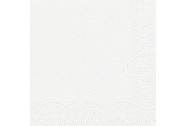 duni cocktail servietten 3lagig tissue uni wei 24 x 24 cm 20 st ck. Black Bedroom Furniture Sets. Home Design Ideas