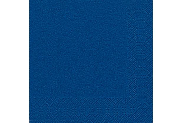 duni cocktail servietten 3lagig tissue uni dunkelblau 24 x 24 cm 20 st ck ebay. Black Bedroom Furniture Sets. Home Design Ideas