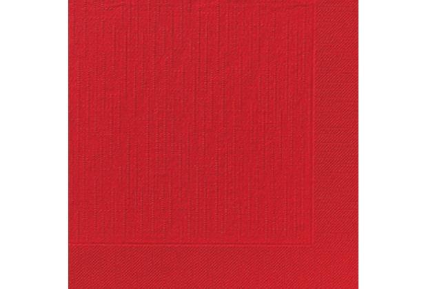 duni dinner servietten 4lagig tissue gepr gt uni rot 40 x 40 cm 50 st ck. Black Bedroom Furniture Sets. Home Design Ideas