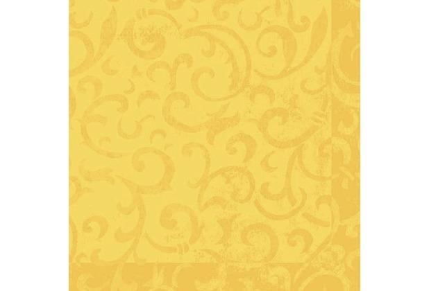 duni poesie servietten aus dunilin motiv sarala gelb 40 x. Black Bedroom Furniture Sets. Home Design Ideas