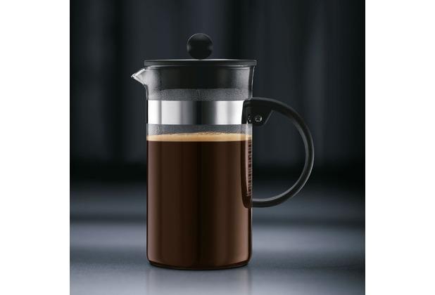 bodum bistro nouveau kaffeebereiter 1l ebay. Black Bedroom Furniture Sets. Home Design Ideas