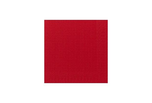 duni cocktail servietten 3lagig zelltuch uni rot 24 x 24 cm 250 st ck. Black Bedroom Furniture Sets. Home Design Ideas