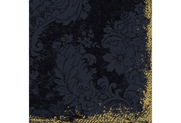 duni dunilin servietten motiv royal black 40x40 cm 50 st. Black Bedroom Furniture Sets. Home Design Ideas