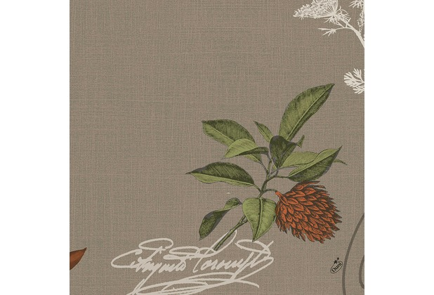duni dunilin servietten 40 x 40 cm autumn blossom grey 50 st ck ebay. Black Bedroom Furniture Sets. Home Design Ideas