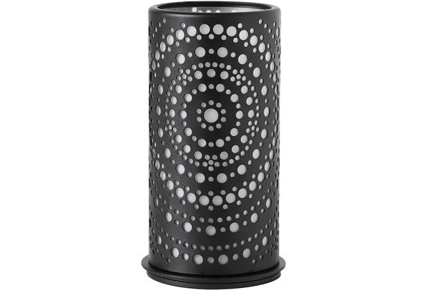 duni kerzenhalter billy 140x75mm schwarz ebay. Black Bedroom Furniture Sets. Home Design Ideas