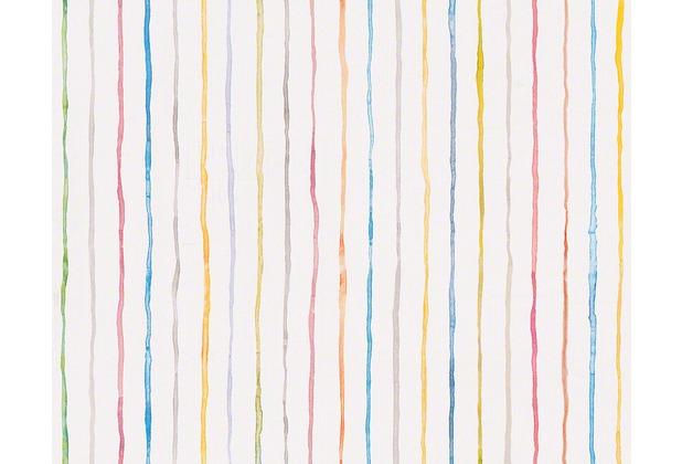 Esprit kids streifentapete dots stripes papiertapete for Streifentapete