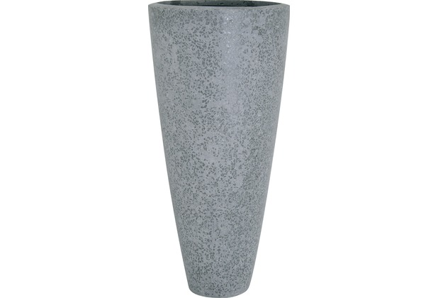 fleur ami blumentopf glitter vase 46 100 cm grau. Black Bedroom Furniture Sets. Home Design Ideas