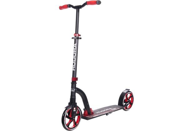 hudora scooter big wheel super flex 200 rot. Black Bedroom Furniture Sets. Home Design Ideas