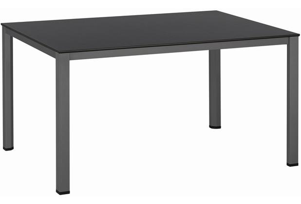 kettler loft tisch kettalux plus aluminiumgestell. Black Bedroom Furniture Sets. Home Design Ideas