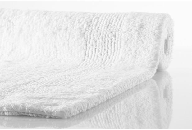 kleine wolke badteppich arizona schneeweiss. Black Bedroom Furniture Sets. Home Design Ideas