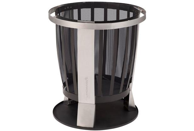 landmann feuerkorb 61 cm rund. Black Bedroom Furniture Sets. Home Design Ideas