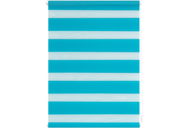 lichtblick duo rollo klemmfix ohne bohren blau. Black Bedroom Furniture Sets. Home Design Ideas