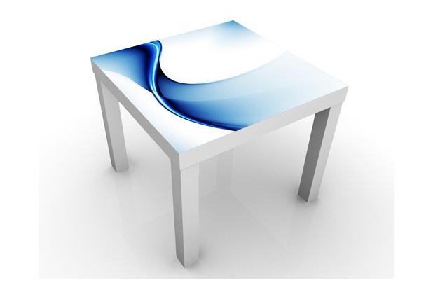 Apalis Design Tisch Blaue Wandlung 55x45x55cm ...