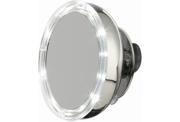 m ve wand kosmetik spiegel mit led licht mirrors chrome. Black Bedroom Furniture Sets. Home Design Ideas
