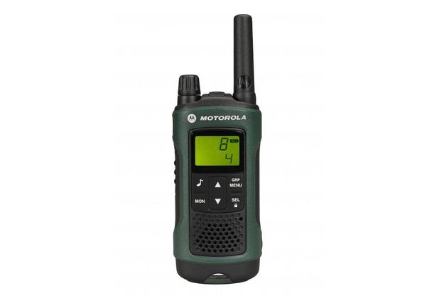 Motorola Tlkr-t81 Hunter инструкция - картинка 2