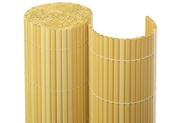 Sichtschutz Balkon Bambus Pvc : Sichtschutz Bambus Noor : Bambus Als Sichtschutz Und Windschutz ...