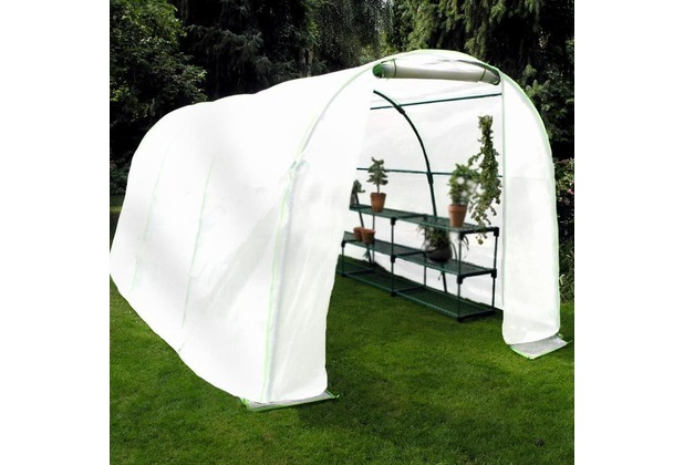 noor winterhaube f r gew chshaus jumbo ca 200 x 360 x 210. Black Bedroom Furniture Sets. Home Design Ideas