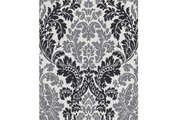 rasch tapete schwarz wei 543407. Black Bedroom Furniture Sets. Home Design Ideas