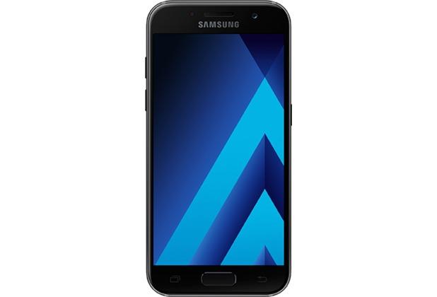 Samsung Galaxy A3 (2017) - black-sky