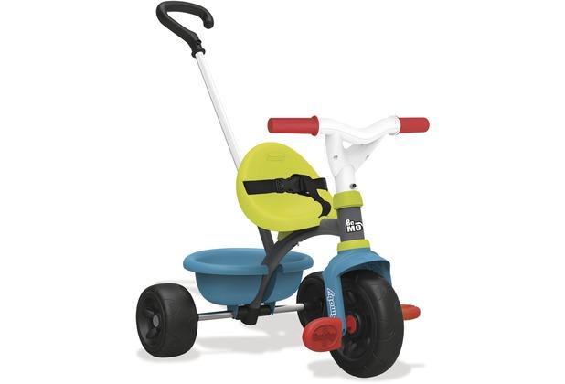 dreirad baby driver bubble go move komfort smoby 740314 blau ebay. Black Bedroom Furniture Sets. Home Design Ideas
