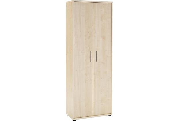 vcm aktenschrank braso 260 regal f r ordner akten buche. Black Bedroom Furniture Sets. Home Design Ideas