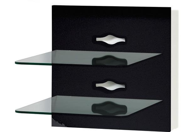 VCM Paneel Xeno 2 S Klarglas  HifiHalterung für