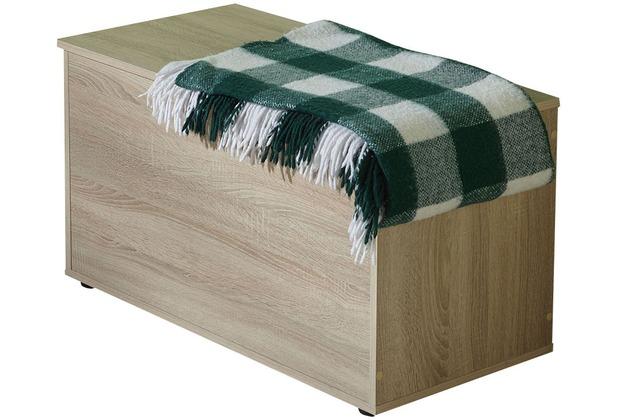vcm sitztruhe krusona aufbewahrungsbox sitzbank sonoma. Black Bedroom Furniture Sets. Home Design Ideas