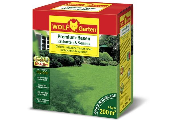 14 24 eur kg wolf garten schatten sonne premium rasen. Black Bedroom Furniture Sets. Home Design Ideas