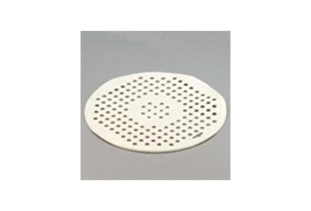 Wuellner Spülbeckenmatte rund weiß, lebensmittelecht  ~ Spülbeckenmatte