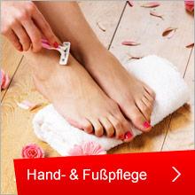 Beauty und Wellness , Hand- und Fußpflege