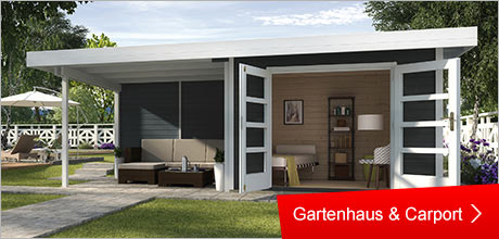 Garten und Hobby , Gartenhaus und Carport