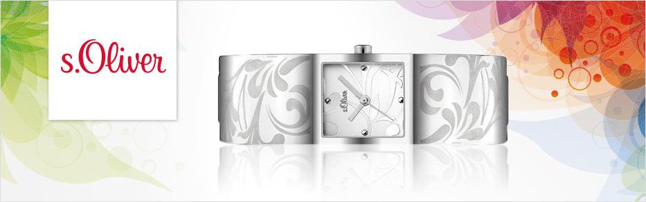 sOliver - Uhren, Hertie