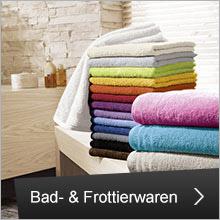 Bad und Frottierwaren