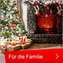 Weihnachtsgeschenke für ganze Familie, Geschenke für die ganze Familie