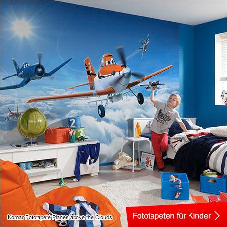 Fototapeten für Kinder