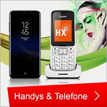 Handys und Telefone , iPhone 6s , Galaxy S6
