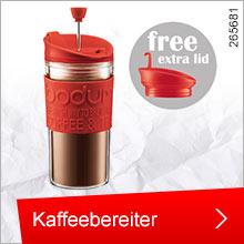 Haushalt , Kaffee , Kaffeebereiter und -filter , Trinken und Mixen