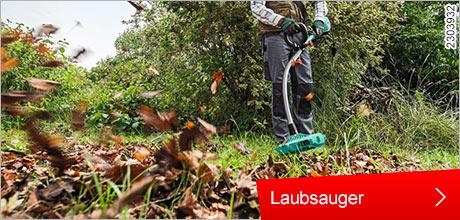 Garten und Hobby , Gartenger�te , Pflasterweg und Stra�e , Laubsauger und -bl�ser